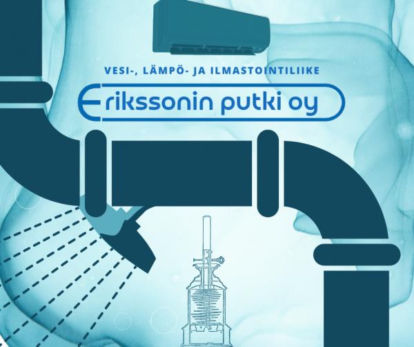 Putkiliike Lapinjärvi Erikssonin putki LVI